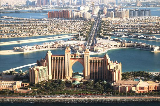 helicopter tour dubai view