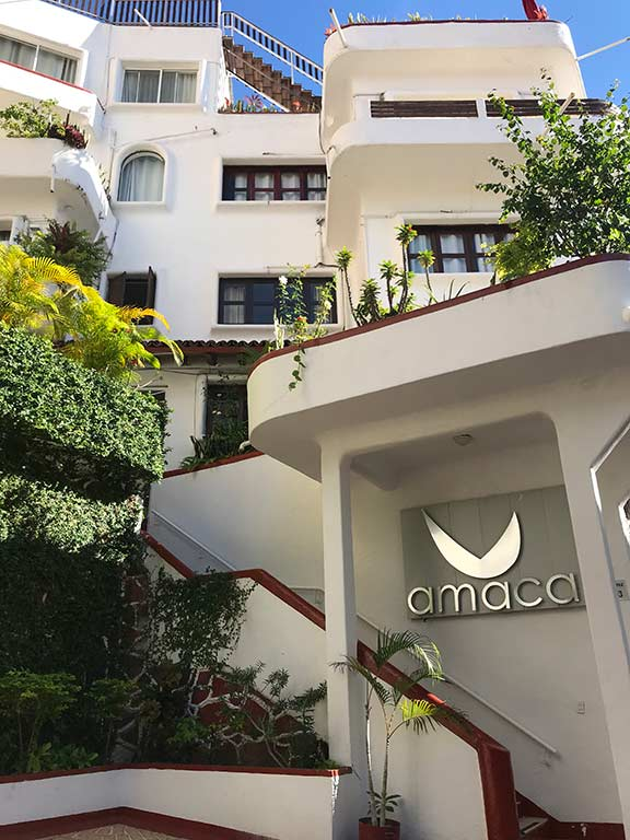 Amaca Hotel Review Puerto Vallarta A Gay Hotel In The Gay Zone