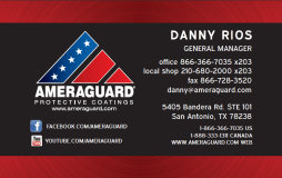2013 business card