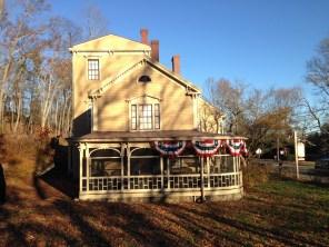 Hillside or Wayside House