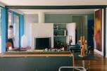 Weidlinger House interior