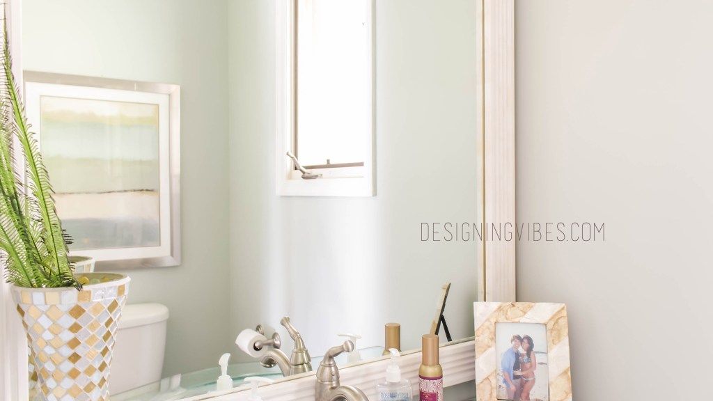 small bathroom makeover diy