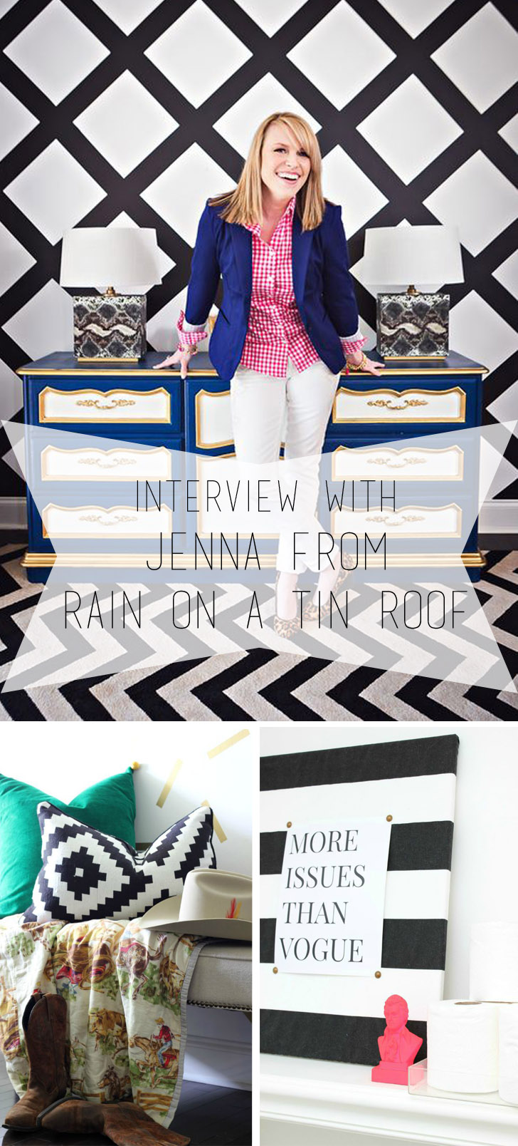 rain on a tin roof interview
