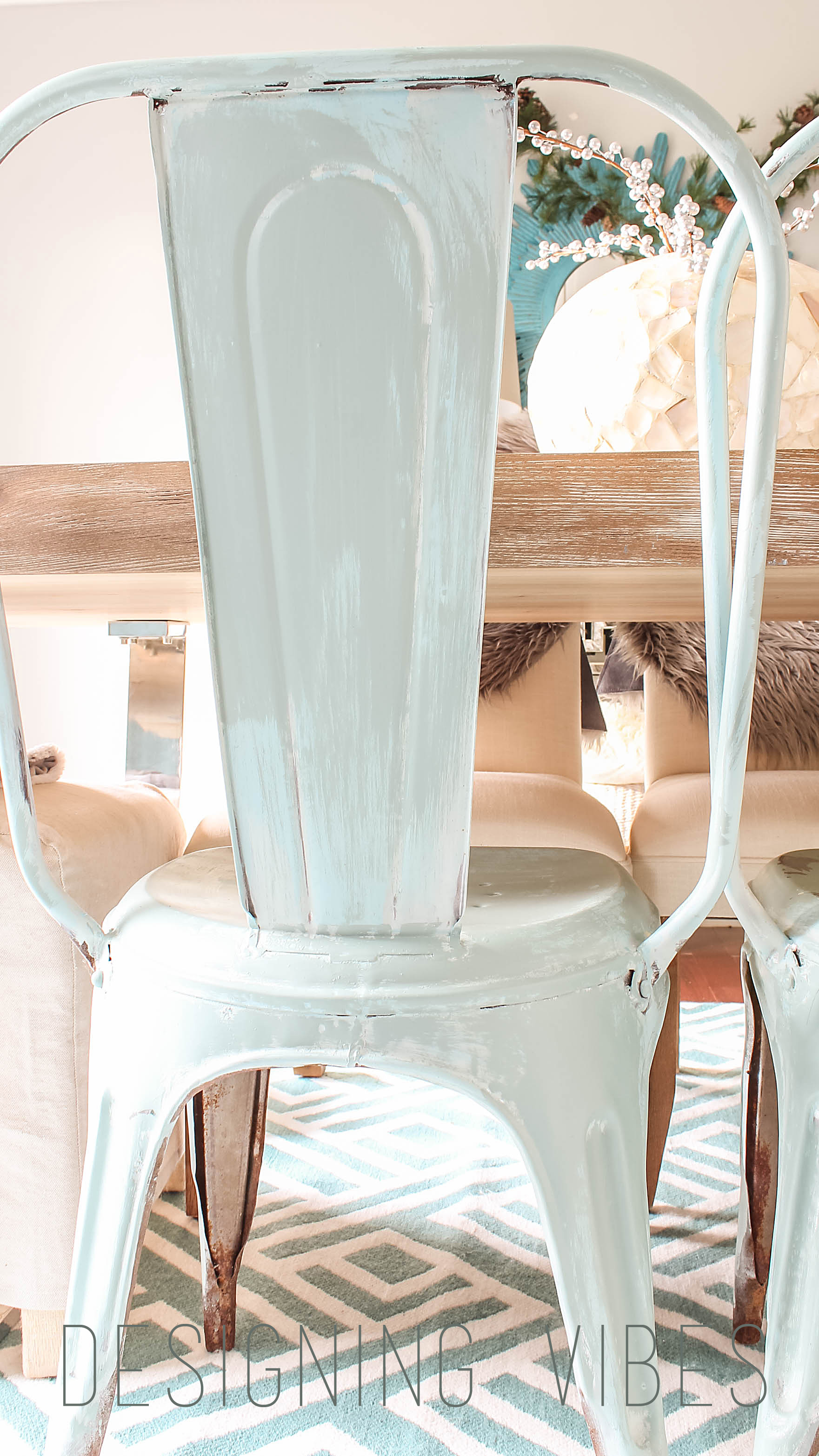 How To Paint Metal Chairs 28