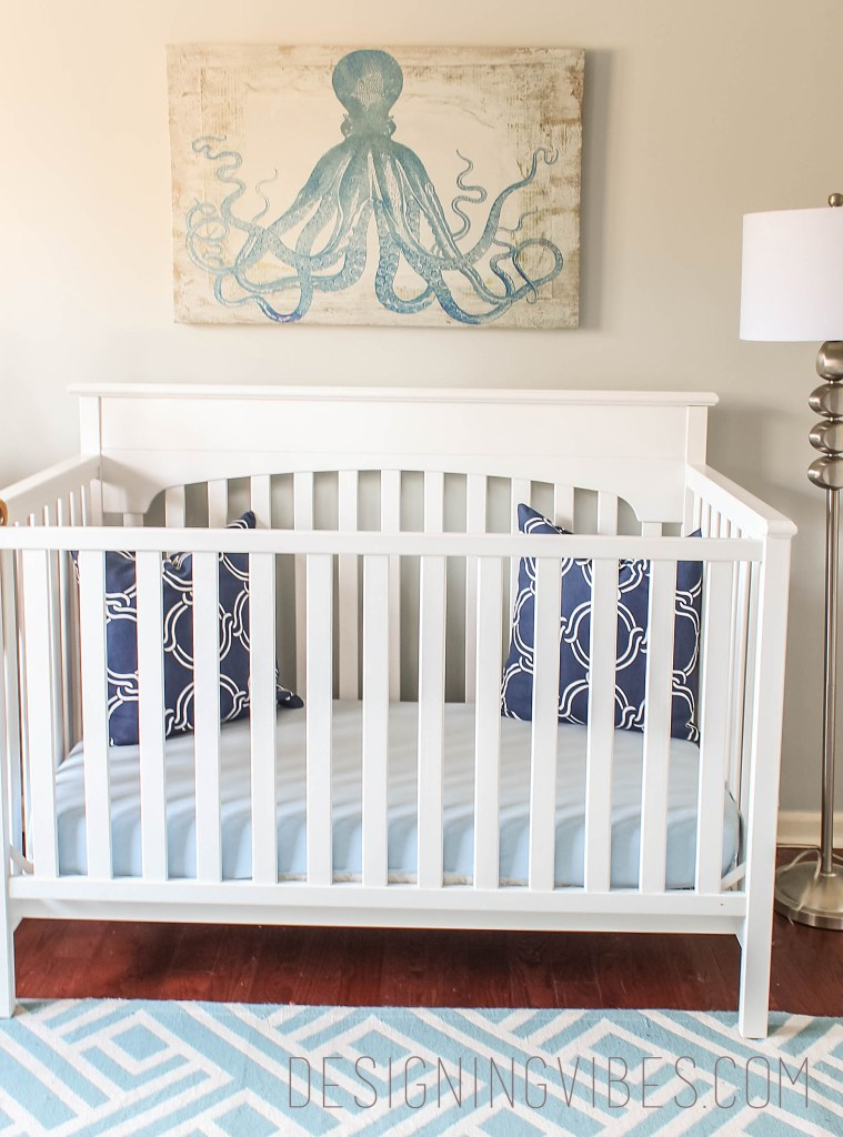 toddler boy coastal nursery
