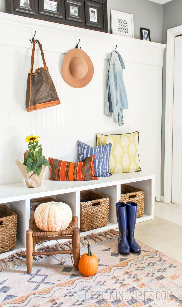 boho farmhouse fall decor