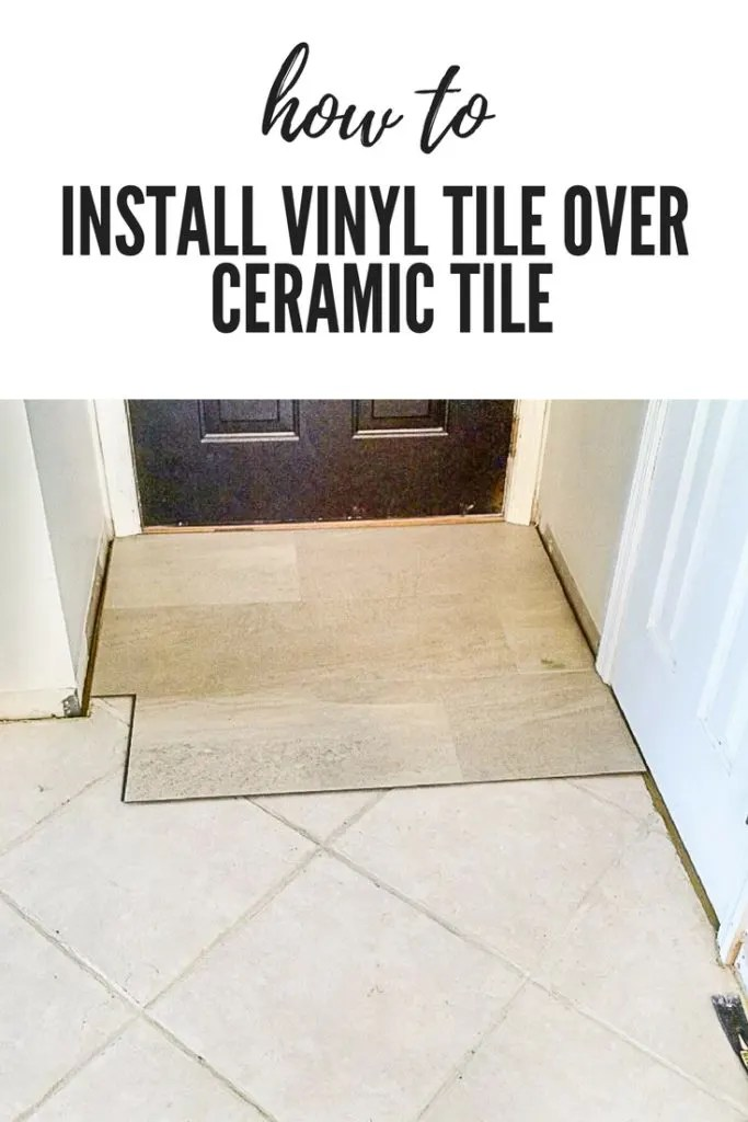 a review of my luxury vinyl tile