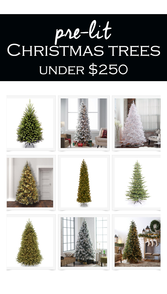 Most Realistic Artificial Christmas Tree.The Best Artificial Christmas Trees On A Budget Prelit Trees