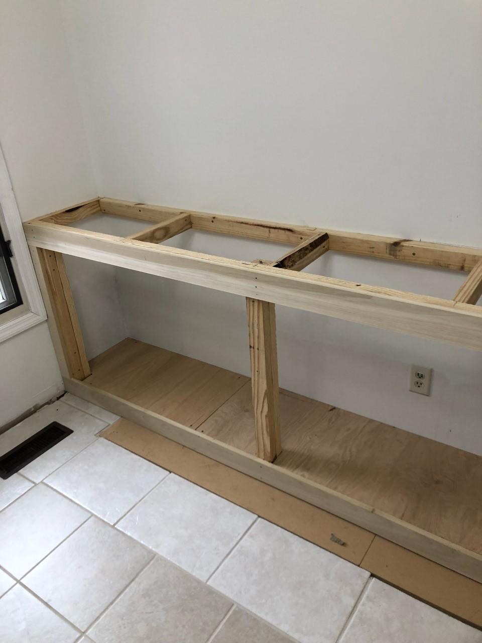 Diy Build Kitchen Cabinets DIY Kitchen Cabinets for Under $200   A Beginner's Tutorial