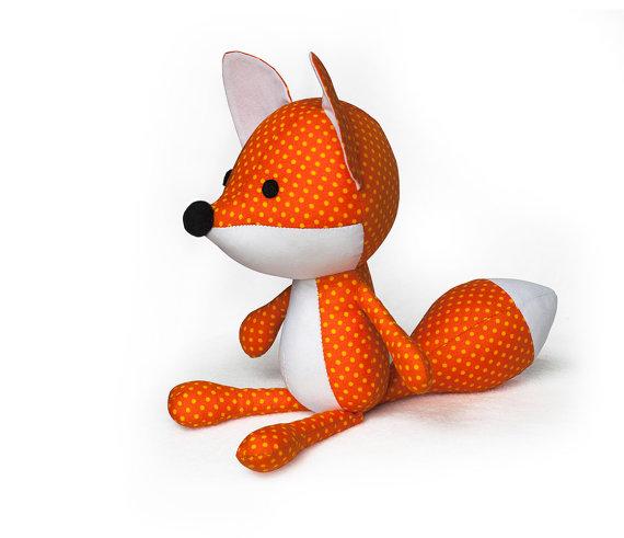 Fox Stuffie
