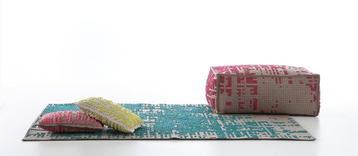 b prodotti 45407 relb5e61e46 4463 4dc1 a27a 3d4e682b3471 Etamina se pixelează și se transformă în pufuri și covoare