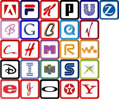 abcdario de los logos