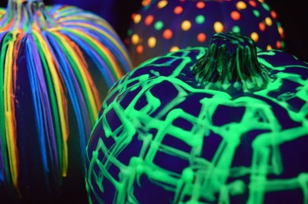 dynie -fluorescencyjne