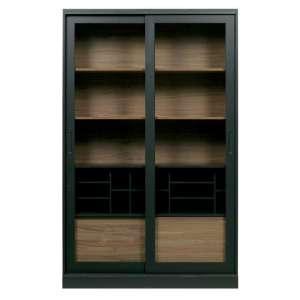 Woood James cabinet wood black [fsc] 373748-Z