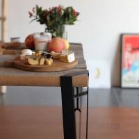 與Adap.Table 桌腳一同撐起你獨一無二的工業風桌子
