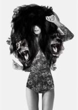 Jenny Liz Rome :: Ladies Of The Flies - Lion-2