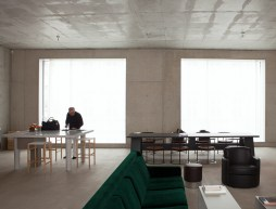 Where modern architects live DAVID CHIPPERFIELD Berlin home inside