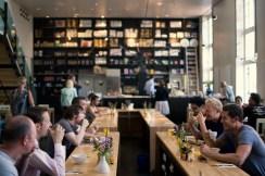 DesignJoyBlog // Lloyd Hotel Amsterdam Restaurant - photo credits to Yamandu Roos