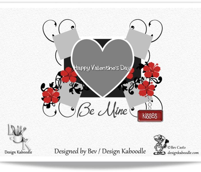 Valentine 2018  Template #14
