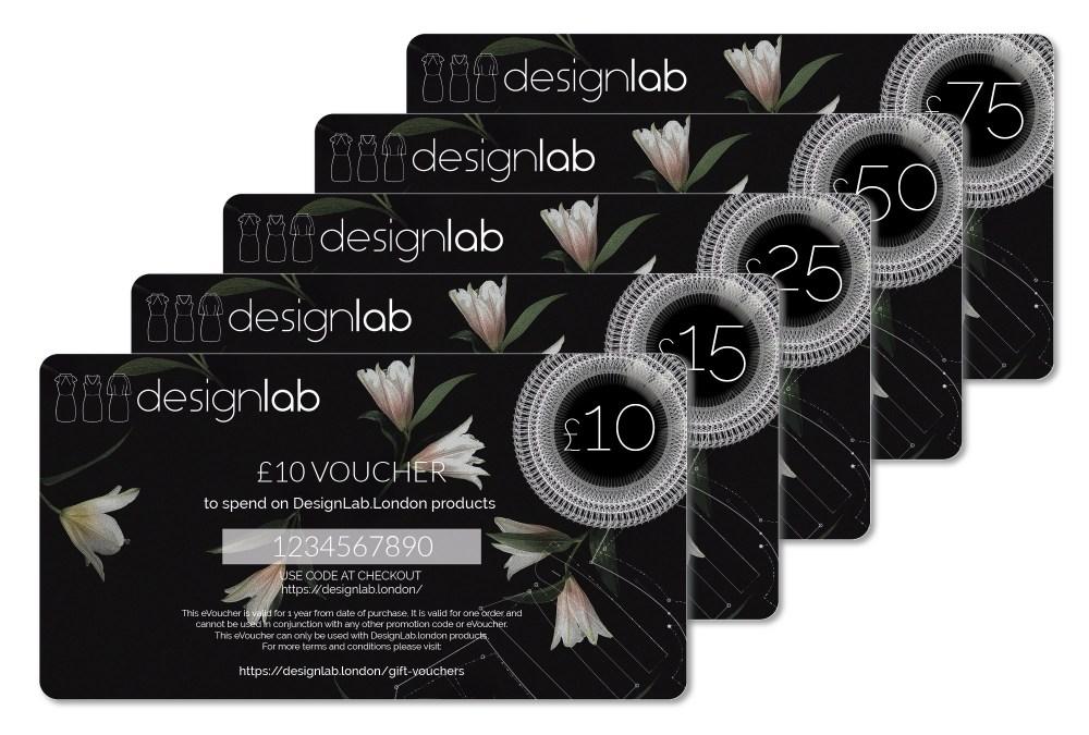 designlab gift voucher product image