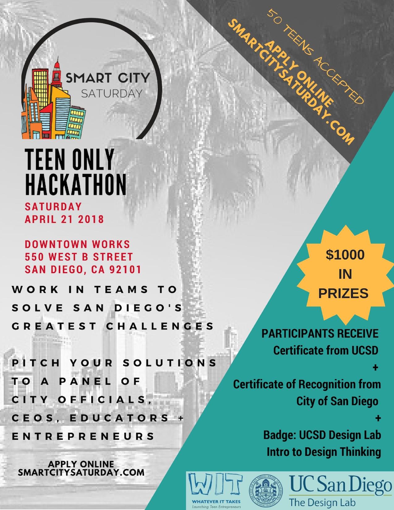 Smart City Saturday