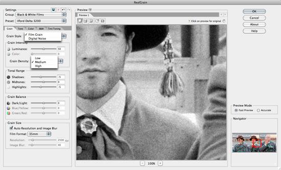 Как сделать эффект пленочной фотографии в фотошопе ...