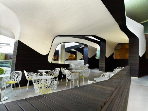 Aria Pool Deck