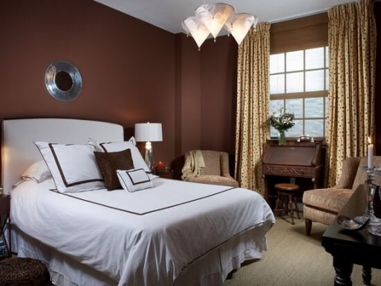 How to choose colors for a bedroom interior design - Selecting colors for home interior ...