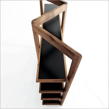 9 basic styles in interior design interior design for Modern minimalist bookcase