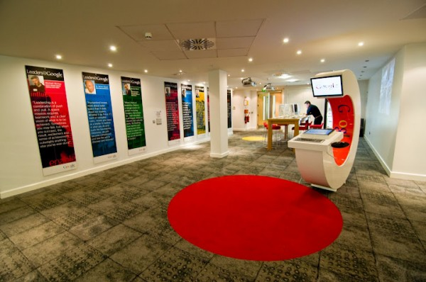Awesome Google Offices Designs Around The World Interior Design