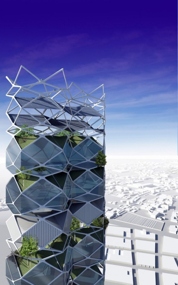 about architecture Vertical Park Coyoacan Mexico2 About Architecture at its Best 10