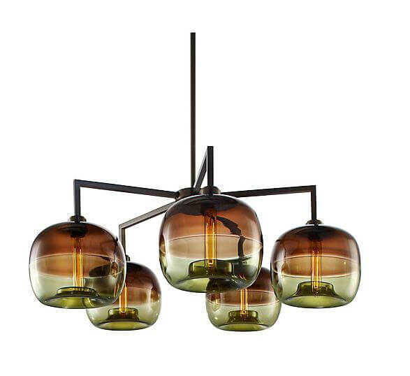 Modern pendant lights with an industrial look interior design modern pendant lamp bicolor1 aloadofball Choice Image