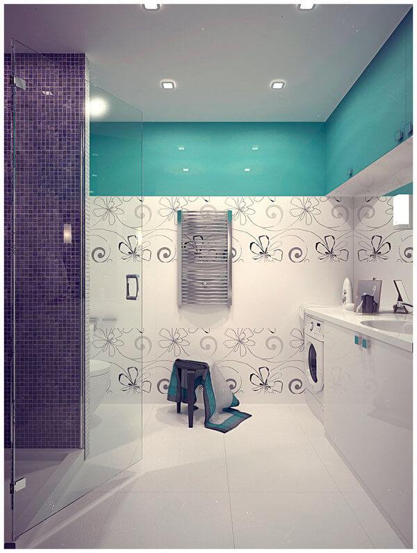 gorgeous--modern-bathroom-design