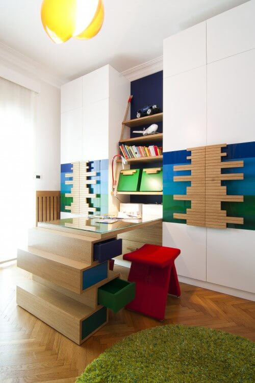 modern-blue-green-kids-bedroom
