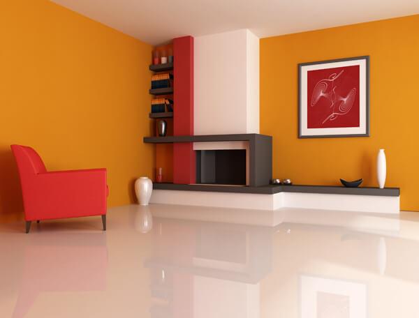 orange-living-room-paint-idea