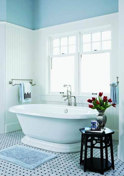 white-bathroom-with-vintage-decor-elements