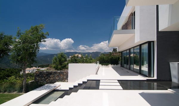 Andalucia, Architectural Project architecture project