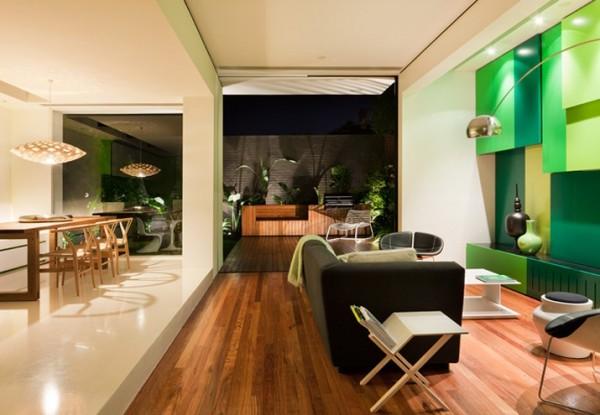 Superior Modern Meets Victorian Heritage: Shakin Stevens House In Melbourne U2013  Interior Design, Design News And Architecture Trends Gallery