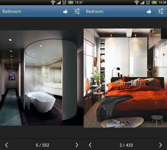 Home Design Ideas App: Free Inspiring Android Apps To Help You Decorate