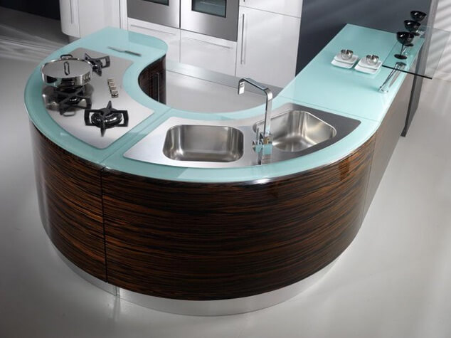 Contemporary-kitchen-island