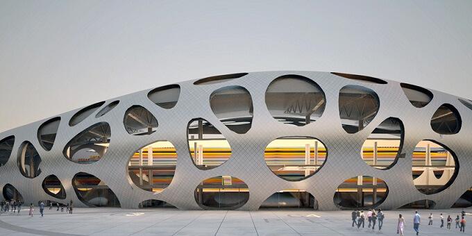 Modern-stadium-design