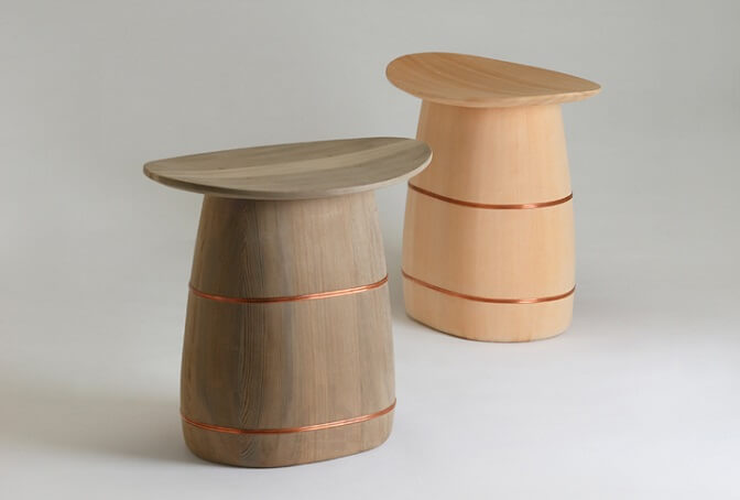 Handcrafted-Ki-Oke-stool