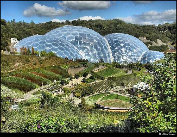 Eden-Project-in-Cornwall