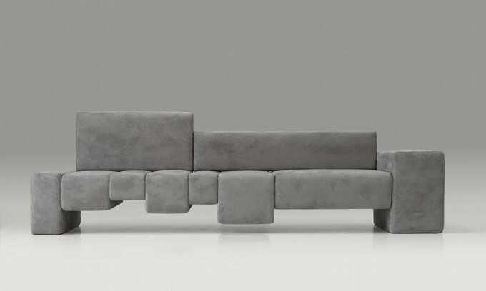 Grey-sofa-design