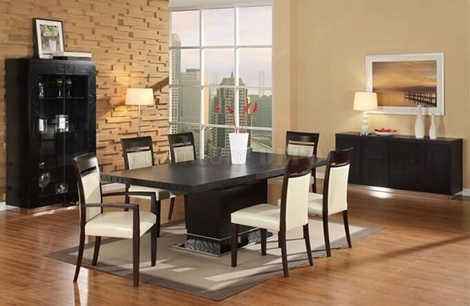 Contemporary-table-for-dining-room