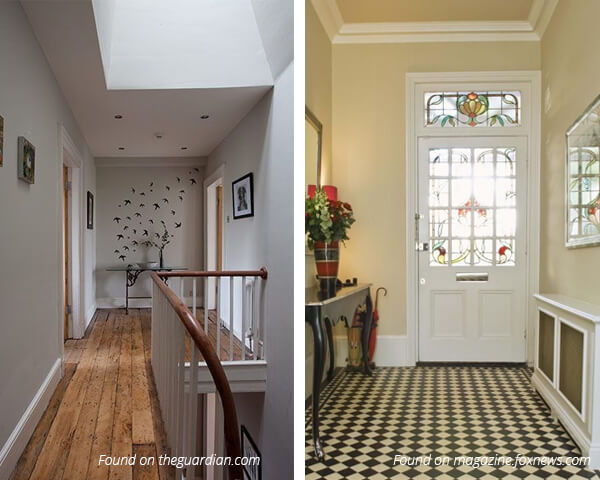 Stylish Ideas For Decorating Hallways Interior Design
