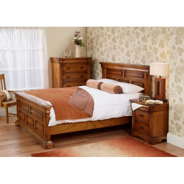Valentino King Size Bed