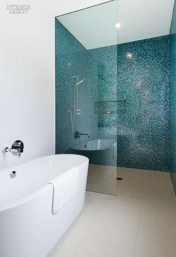 Focus-on-mosaic-tiles