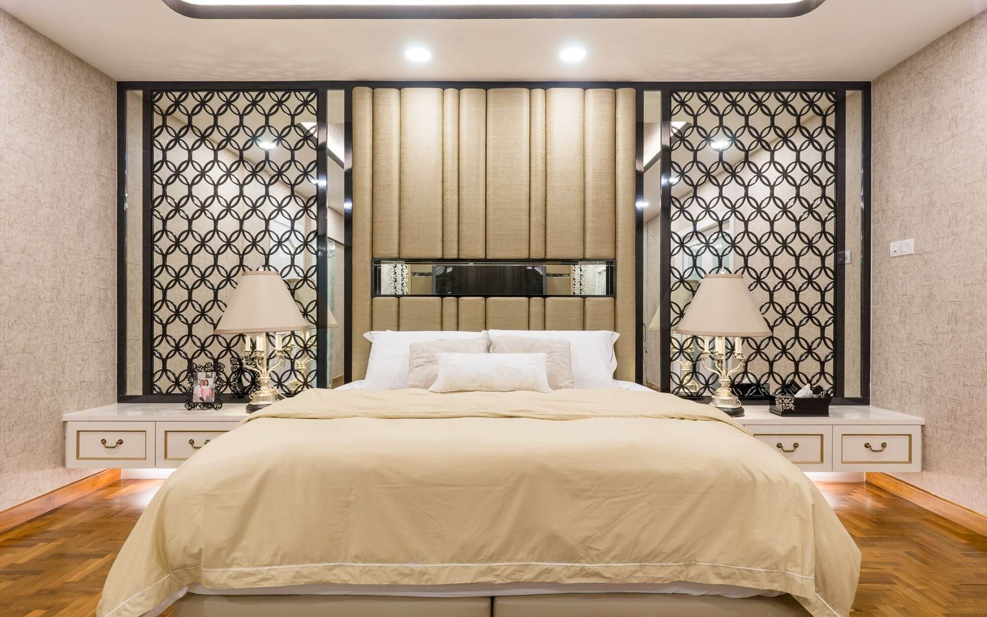 How to Design a Luxurious Master Bedroom - Interior Design ... on Luxury Master Bedroom  id=19494