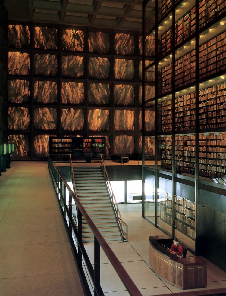 yale3 library Discover Beinecke Rare Book and Manuscript Library yale3 1